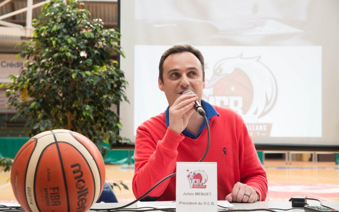 Arrêt de la saison – Interview Julien Menuet