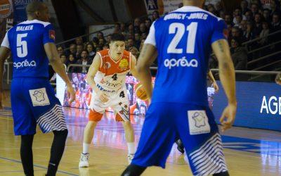 Antoine DUDIT rebondit à Marseille