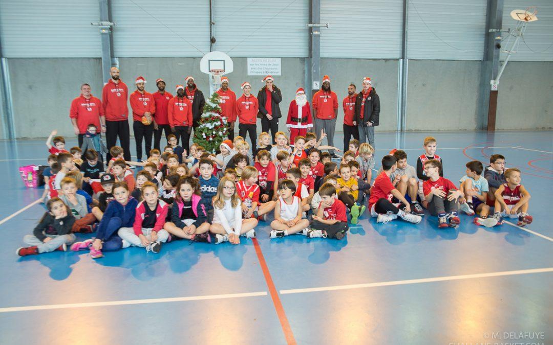 Noël Ecole de Basket
