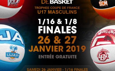 16ème de finale de Coupe de France U17M