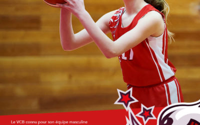 Entrainement découverte basket féminin