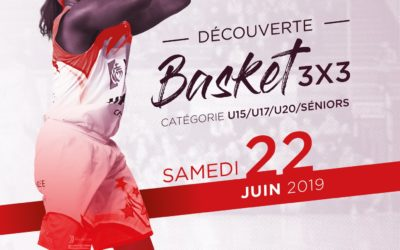Session découverte basket 3×3