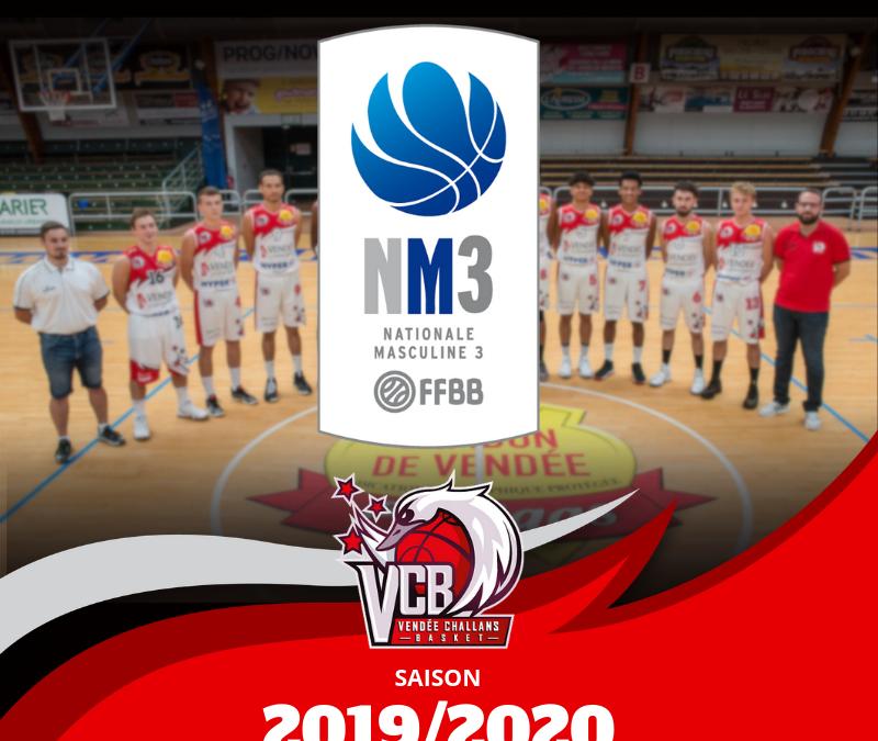 Recrutement 2019 – équipe NM3