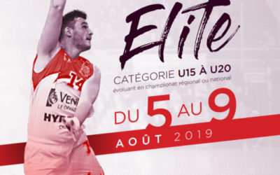 STAGE BASKET ELITE VCB 2019