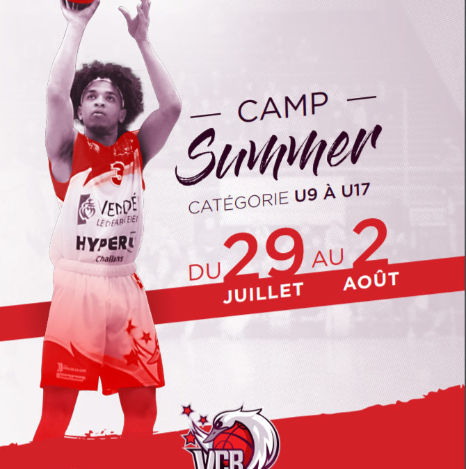 VCB SUMMER CAMP 2019