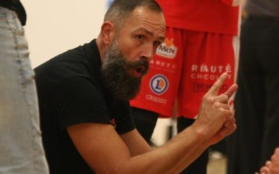 Saison 2019-20 – Un nouvel assistant-coach