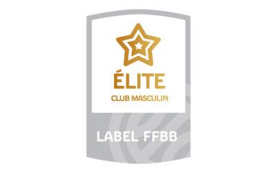 LEVCBOBTIENT LE LABEL CLUB FORMATEUR 3ÉTOILES